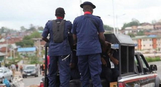 Youths protest as NSCDC official kills man in Abia