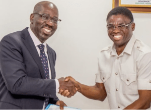 Edo 2020:  My loyalty to Obaseki sacrosanct, says Shaibu