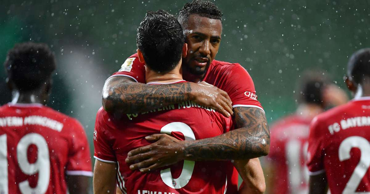 Sarpreet Singh's Bayern Munich clinch Bundesliga title with win over Werder Bremen