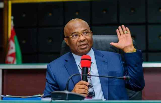 Pension for govs: Uzodinma stands with the people