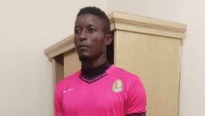 Sad: Bendel Insurance lose goalkeeper