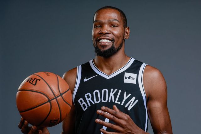 Basketball star Kevin Durant buys stake in MLS team