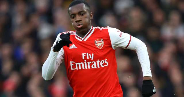 FRIENDLY:  Nketiah bangs hat-trick for Arsenal in 6-0 drubbing of Charlton