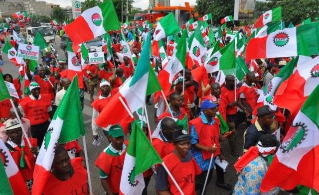 Enugu NLC, TUC kick against bill to decentralise National Minimum Wage