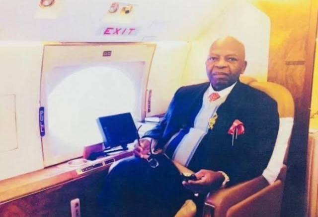 used to open doors for politicians in my father's house, says Igbo billionaire, Arthur Eze
