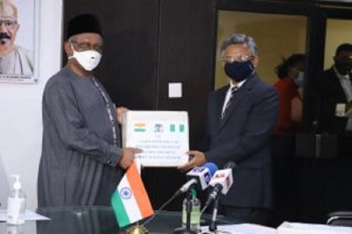 COVID-19: Nigeria seeks India collaboration on production of vaccine