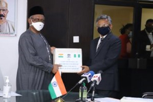 COVID-19: Nigeria seeks India collaboration on production of vaccine