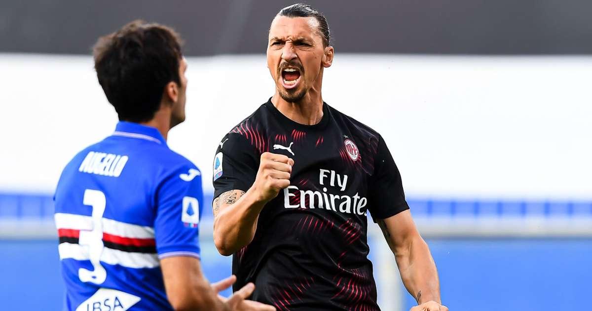 Zlatan Ibrahimovic: 'I'm like Benjamin Button', says AC Milan striker