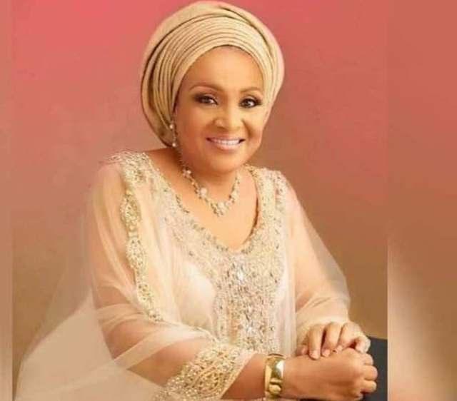 Ajimobi wife a