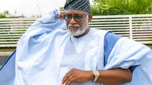Ondo will go in the direction of Akeredolu