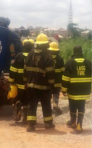 Pipeline vandalism: Emergency team on alert as residents cry over fuel spillage in Ayobo