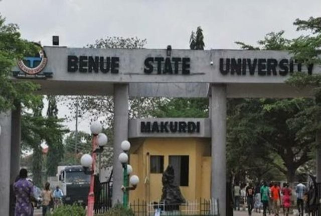 DVC Makurdi university dies of COVID-19