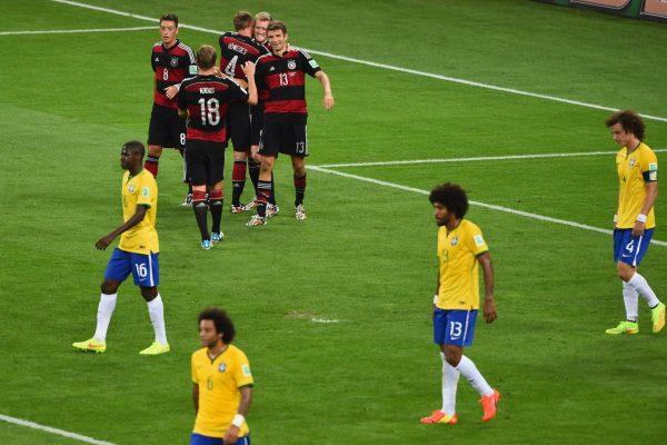 Brazil's World Cup humiliation