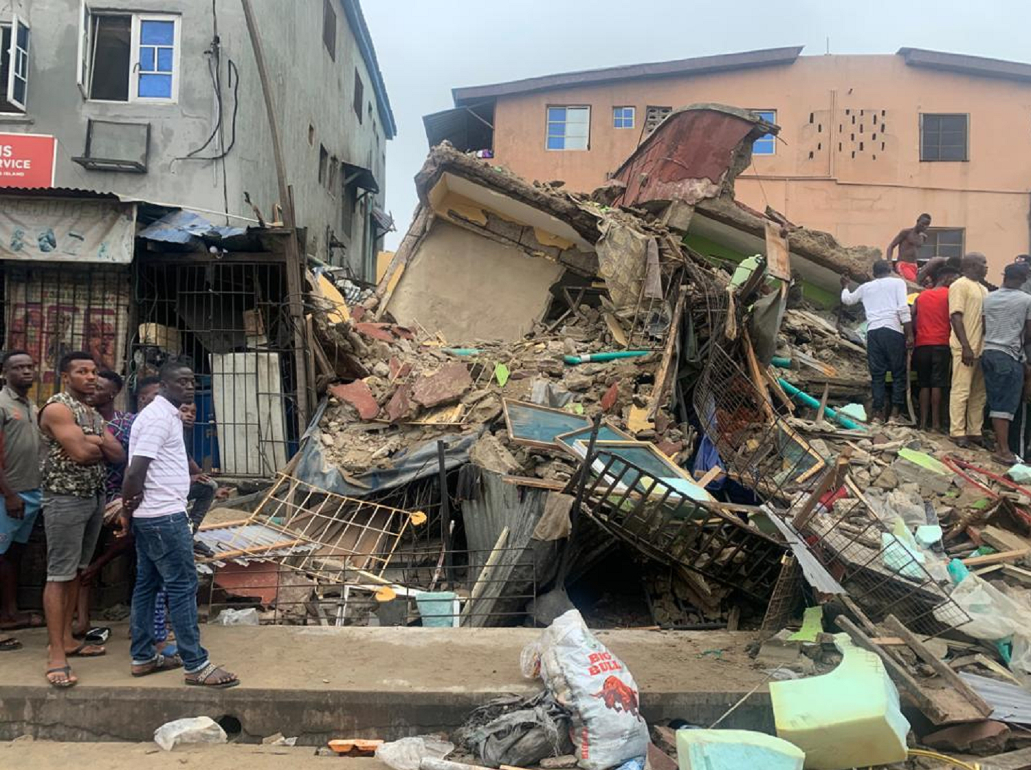 Residents evicted from distressed buildings find their way back, says Lagos Commissioner