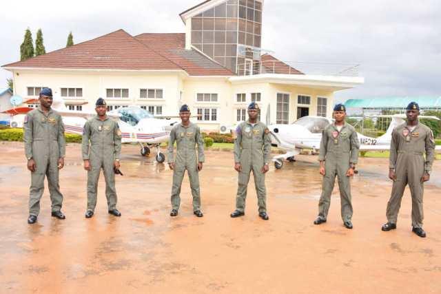 NAF graduates another set of six instructor pilots at 401 Flying Training School, Kaduna