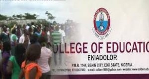 Ekiadolor College workers not owed salaries — Edo govt
