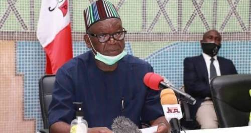 Don't dismiss calls for restructuring of Nigeria ― Ortom tells FG
