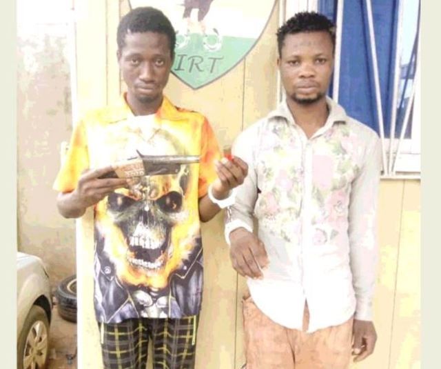 How we terrorized residents of Ibadan, Lagos, killed two persons — Suspect
