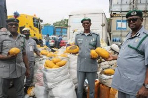Customs FOU Ikeja generates N17bn from importers, contraband in 6 months