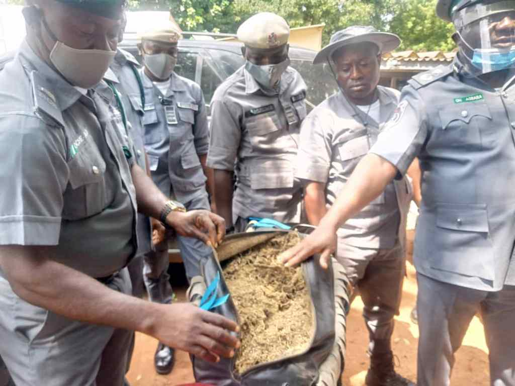 Customs rakes in #19.5 million in Ogun in three months