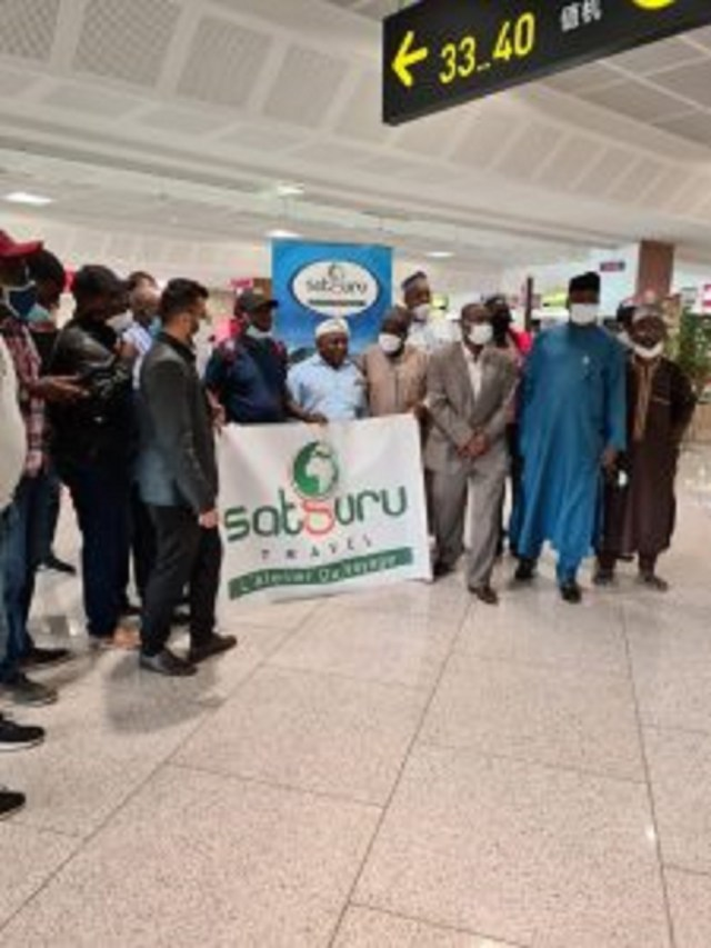 FG evacuates 98 Nigerians stranded in Morocco since March