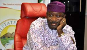 The Governor of Ekiti State, Dr Kayode Fayemi on Thursday commended the Federal Government for the establishment of a 774,000 special jobs scheme, saying a total of