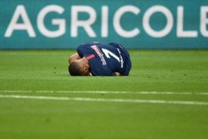 Mbappe needs a 'miracle' to be fit for Atalanta tie ― Tuchel