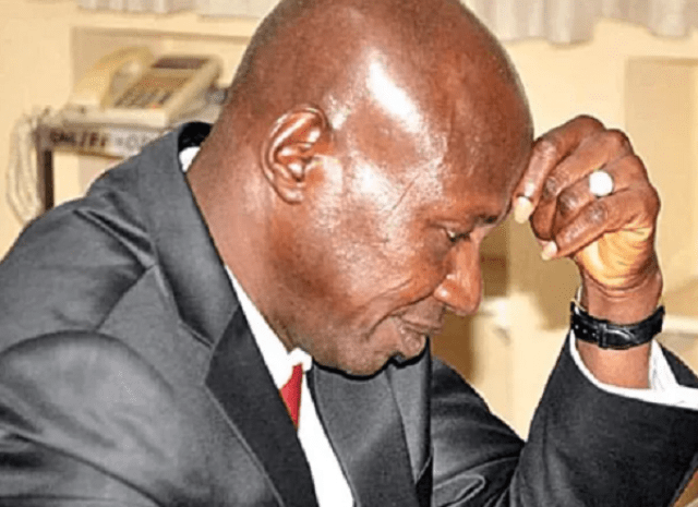 Magu: Salami Probe panel submits report to Buhari