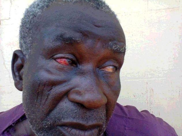 Man beaten to pulp