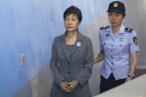 South Korea's ex-President Park sentence reduced to 22 years