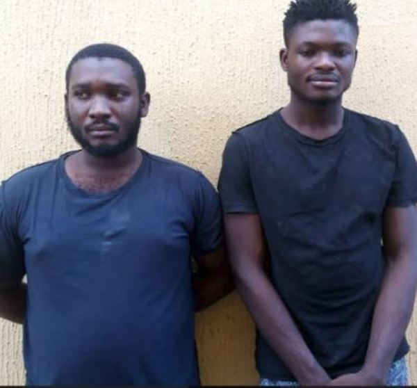 We took to robbery because no one wanted to loan us N1.6m ― Suspects