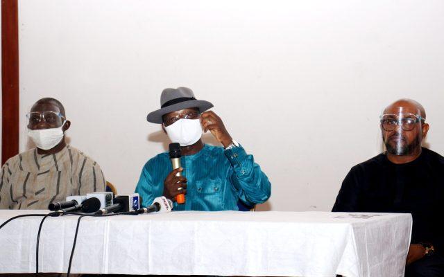 Delta Commissioner tasks Journalists on professionalism