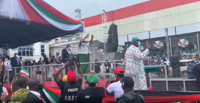 We will not accept rigging in Edo election ― PDP