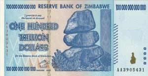 COVID-19 effect: Zimbabwe dollar now 63.7442 to US dollar