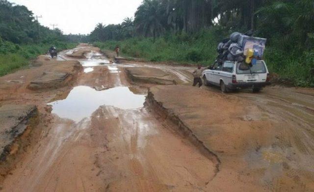 Travellers lament deplorable state of Itu-Calabar highway