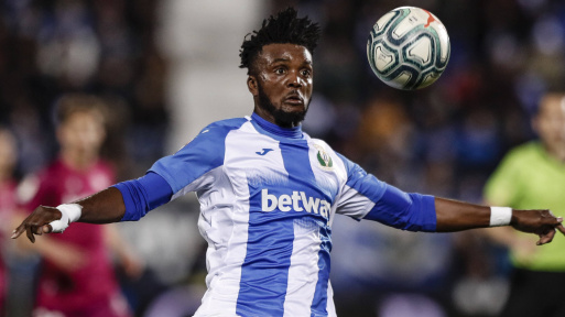 LA LIGA: Leganes can't afford any more mistakes – Awaziem