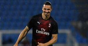 Milan boss Pioli hopes striker Ibrahimovic extends stay