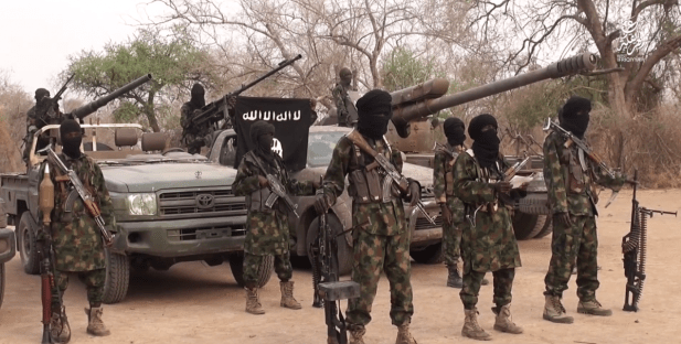Boko Haram Commander, family surrender to troops in Borno