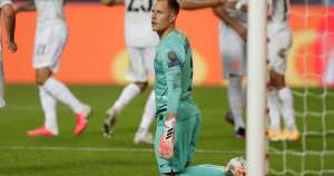 Neuer feels a 'little sorry' for Ter Stegen after Bayern humiliation