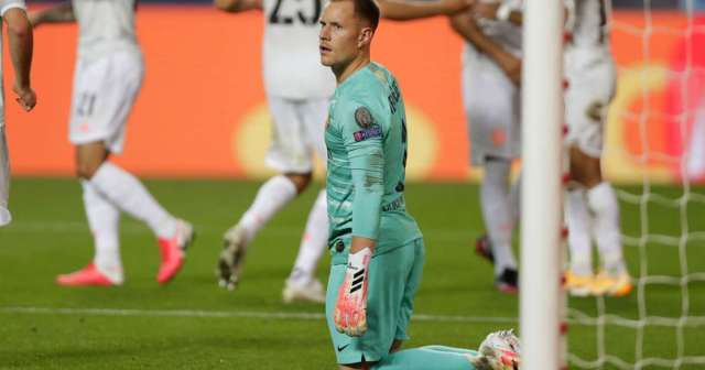 Neuer feels a 'little sorry' for rival Ter-Stegen after Bayern humiliation
