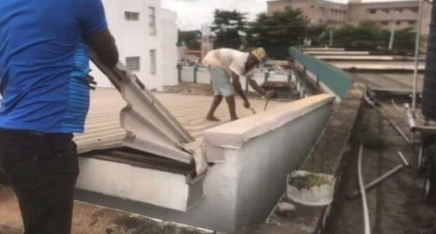 Pulling down the roof on Oshiomhole
