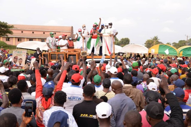 We won't sleep, our votes must count, PDP declares stand on Edo poll