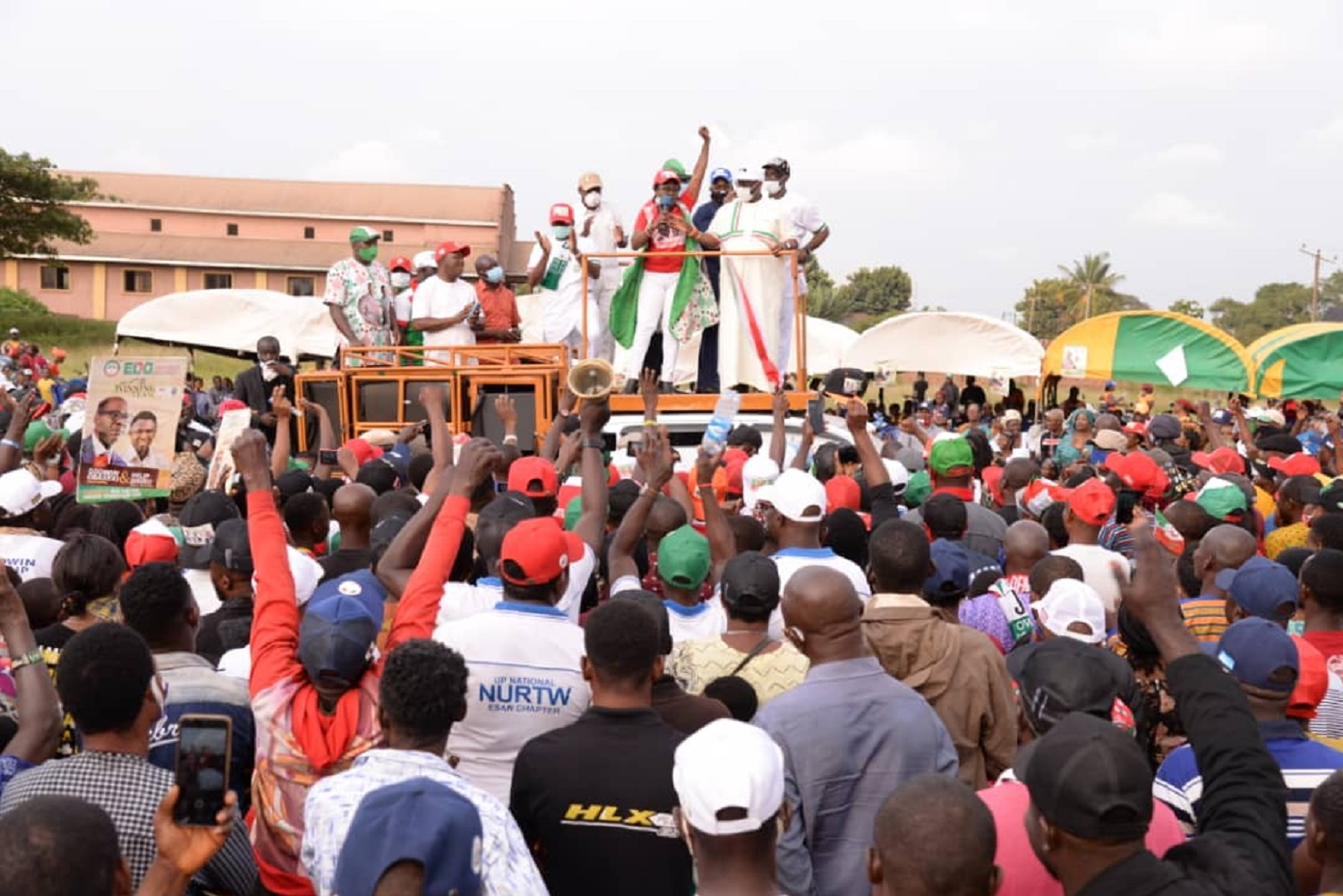2023: Is PDP on its way to Aso Rock?