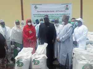 COVID-19: ECOWAS donates 3,999 tons of cereal to vulnerable households in Kano