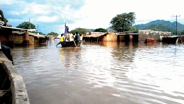 Katsina: Flood disaster rendered persons homeless