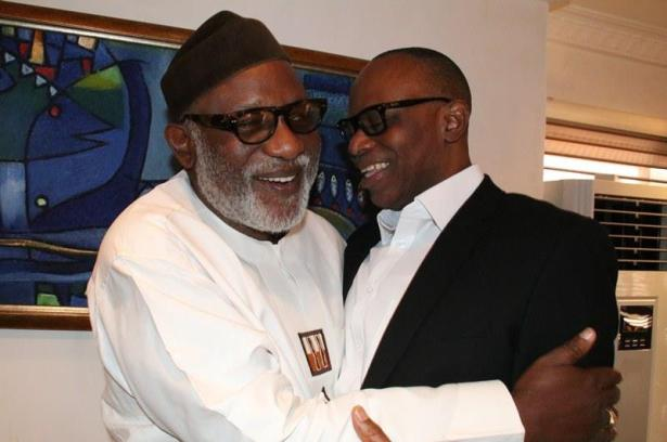 l have nothing against Mimiko, Akeredolu clears air on threat to expose him to EFCC