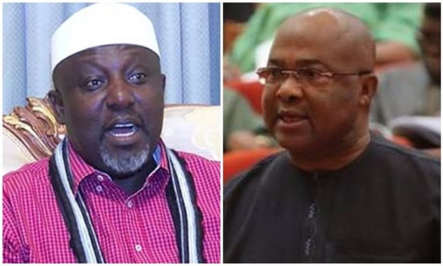 Okorocha meets Osinbajo over feud with Uzodinma