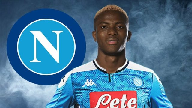 Champions League: Napoli rule out Osimhen, Ghoulam from squad