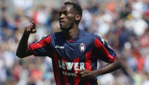 Eagles striker Simeon Nwankwo not for sale says Crotone boss