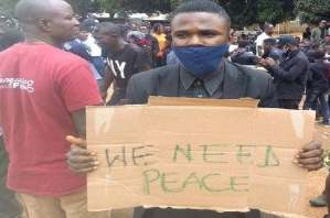 Southern Kaduna Killings: Police arrest protesters in Kaduna